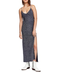 Free People Lola Glitter Maxi Dress