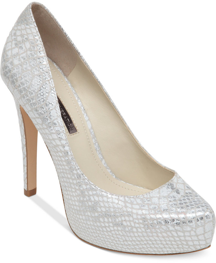 5dafbda93252 ... BCBGeneration Parade Platform Pumps ...