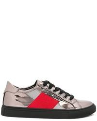 Armani Jeans Metallic Sneakers