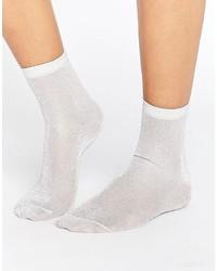 Glitter ankle socks medium 3640981