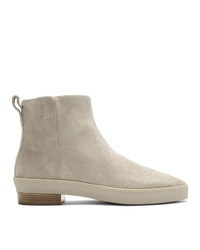 Fear Of God Grey Santa Fe Chelsea Boots