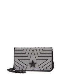 Stella McCartney Mini Studded Star Crossbody Bag