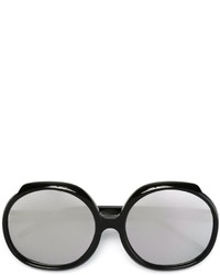 Linda Farrow 417 Round Sunglasses