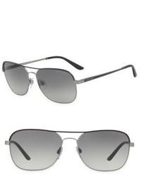 Giorgio Armani 58mm Square Sunglasses