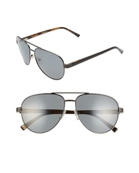 Ted Baker London 59mm Polarized Aviator Sunglasses