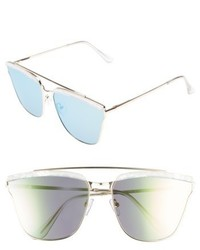 Leith 60mm Mirror Sunglasses
