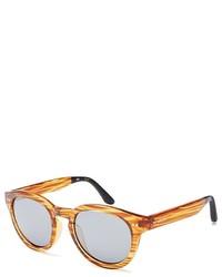Toms Bellevue Mirrored Sunglasses 58mm