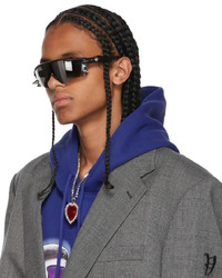 Vetements Black Oakley Edition Spikes 200 Sunglasses