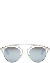 Christian Dior Dior Silver So Real Sunglasses