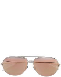 Christian Dior Dior Eyewear Split Sunglasses
