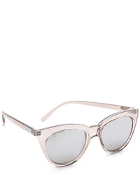 Le Specs Half Moon Magic Sunglasses