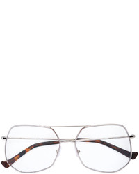 Grey Ant Mesh Aviator Optical Glasses