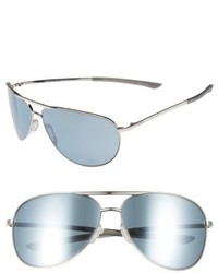 Smith Serpico Slim 20 65mm Chromapop Polarized Aviator Sunglasses