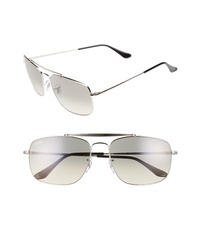 Ray-Ban The Colonel 61mm Aviator Sunglasses