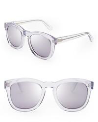 Wildfox Couture Wildfox Classic Fox Deluxe Mirrored Sunglasses 50mm