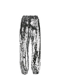 MSGM Sequin Track Pants
