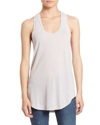 Cotton Citizen Mykonos Supima Cotton Blend Racer Tank Top