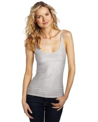Only Hearts Metallic Jersey Skinny Tank
