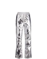 MM6 MAISON MARGIELA Metallic Slim Fit Trousers