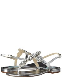 Betsey Johnson Blue By Gem Sandals