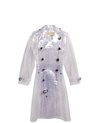 Burberry Transparent Trench Coat