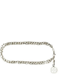 Tory Burch Chain Link Waist Belt