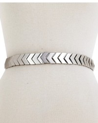 Nine West Stretch Metal Waist Belt