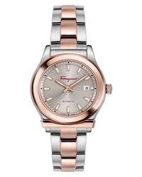 Salvatore Ferragamo 1898 Bracelet Watch