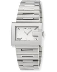 Gucci 30 X 20mm G Rectangle Bracelet Watch