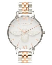 Olivia Burton 3d Bee Bracelet Watch