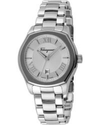 Salvatore Ferragamo 40mm Lungarno Bracelet Watch