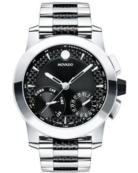 Movado 45mm Vizio Chronograph Watch