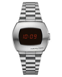Hamilton American Classic Psr Digital Quartz Bracelet Watch