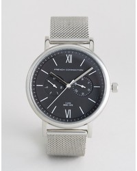 French Connection Analog Quartz Watch