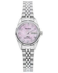 Armitron Silver Dress Watch