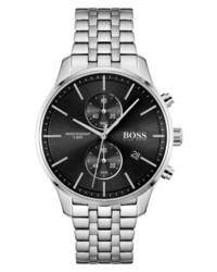 BOSS Associate Chronograph Bracelet Watch