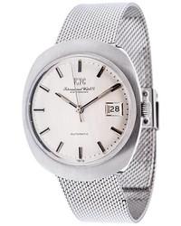 IWC Automatic Vintage Analog Watch