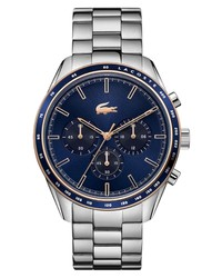 Lacoste Boston Chronograph Bracelet Watch