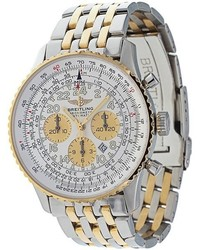 Breitling Cosmonaute Analog Watch