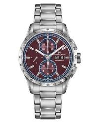 Hamilton Broadway Automatic Chronograph Bracelet Watch
