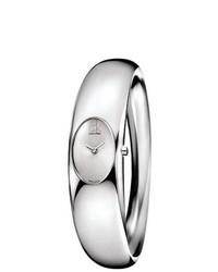 Calvin Klein Stainless Steel Exquisite Watch