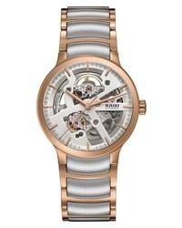 Rado Centrix Automatic Open Heart Bracelet Watch