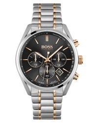 BOSS Champion Chronograph Bracelet Watch