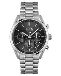 BOSS Champion Chronograph Bracelet Watch