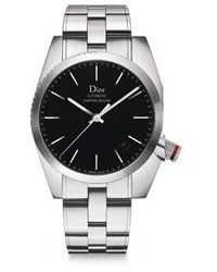 Christian Dior Dior Chiffre Rouge Stainless Steel Watch