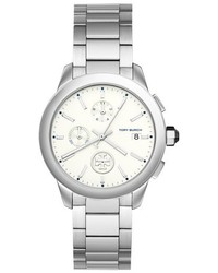 Tory Burch Collins Chronograph Bracelet Watch 38mm