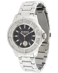 Versus Crystal Embellished Watch