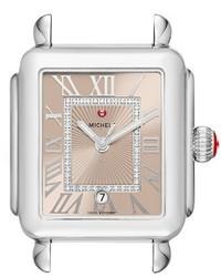 Deco madison diamond dial watch case 33mm x 35mm medium 1249044