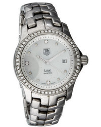 Tag Heuer Diamond Link Watch