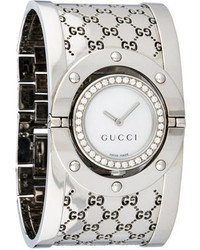Gucci Diamond Twirl Collection Watch